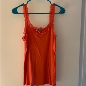 Express brand tank top size medium